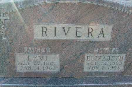 RIVERA, LEVI - Boulder County, Colorado   LEVI RIVERA - Colorado Gravestone Photos