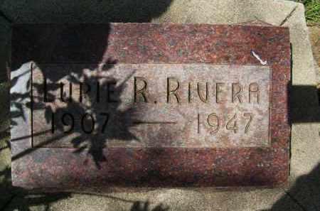RIVERA, LUPIE R. - Boulder County, Colorado | LUPIE R. RIVERA - Colorado Gravestone Photos