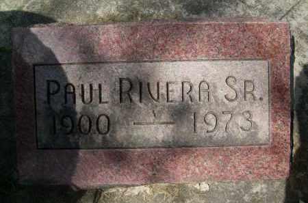 RIVERA, PAUL, SR. - Boulder County, Colorado | PAUL, SR. RIVERA - Colorado Gravestone Photos