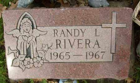 RIVERA, RANDY L. - Boulder County, Colorado | RANDY L. RIVERA - Colorado Gravestone Photos
