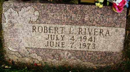 RIVERA, ROBERT L. - Boulder County, Colorado | ROBERT L. RIVERA - Colorado Gravestone Photos