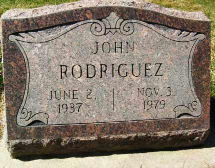 RODRIGUEZ, JOHN - Boulder County, Colorado | JOHN RODRIGUEZ - Colorado Gravestone Photos