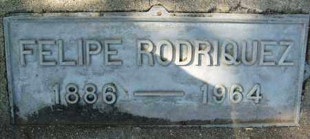 RODRIQUEZ, FELIPE - Boulder County, Colorado | FELIPE RODRIQUEZ - Colorado Gravestone Photos