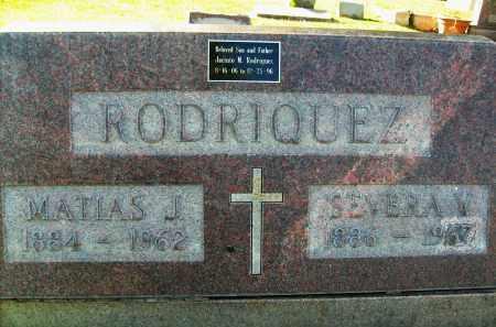 RODRIQUEZ, MATIAS J. - Boulder County, Colorado | MATIAS J. RODRIQUEZ - Colorado Gravestone Photos