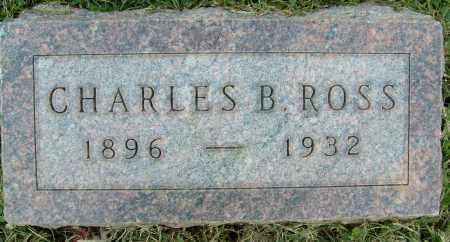 ROSS, CHARLES B. - Boulder County, Colorado | CHARLES B. ROSS - Colorado Gravestone Photos