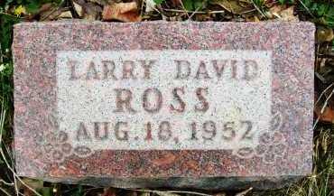 ROSS, LARRY DAVID - Boulder County, Colorado | LARRY DAVID ROSS - Colorado Gravestone Photos