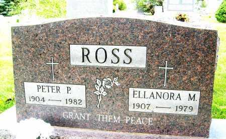 ROSS, PETER P. - Boulder County, Colorado | PETER P. ROSS - Colorado Gravestone Photos