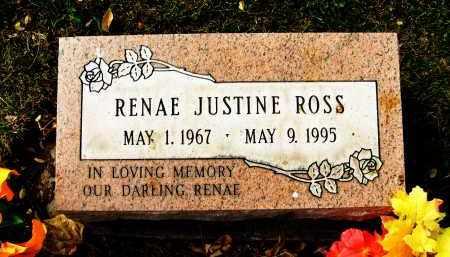 ROSS, RENAE JUSTINE - Boulder County, Colorado | RENAE JUSTINE ROSS - Colorado Gravestone Photos