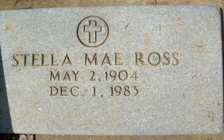 ROSS, STELLA MAE - Boulder County, Colorado | STELLA MAE ROSS - Colorado Gravestone Photos
