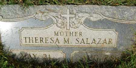 SALAZAR, THERESA M. - Boulder County, Colorado | THERESA M. SALAZAR - Colorado Gravestone Photos
