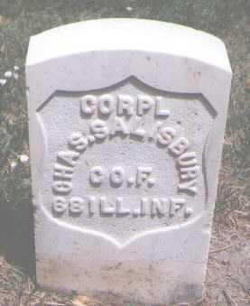 SALISBURY, CHARLES - Boulder County, Colorado   CHARLES SALISBURY - Colorado Gravestone Photos