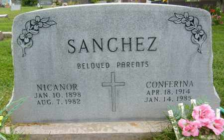 SANCHEZ, NICANOR - Boulder County, Colorado | NICANOR SANCHEZ - Colorado Gravestone Photos