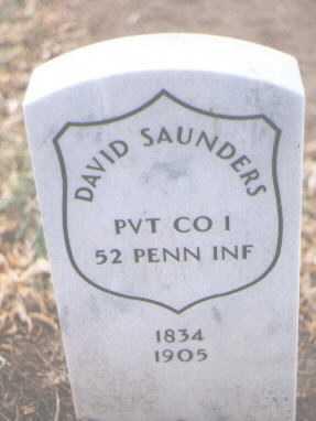 SAUNDERS, DAVID - Boulder County, Colorado | DAVID SAUNDERS - Colorado Gravestone Photos