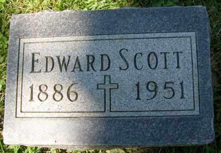 SCOTT, EDWARD - Boulder County, Colorado | EDWARD SCOTT - Colorado Gravestone Photos