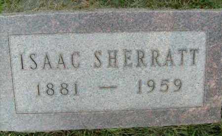 SHERRATT, ISAAC - Boulder County, Colorado | ISAAC SHERRATT - Colorado Gravestone Photos