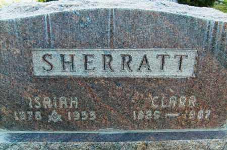 SHERRATT, ISAIAH - Boulder County, Colorado | ISAIAH SHERRATT - Colorado Gravestone Photos