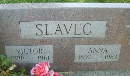 SLAVEC, VICTOR - Boulder County, Colorado | VICTOR SLAVEC - Colorado Gravestone Photos