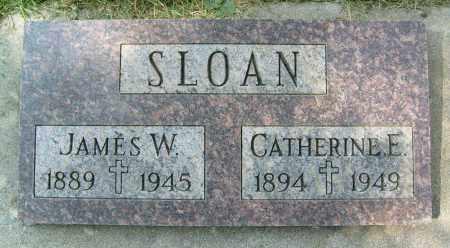 SLOAN, CATHERINE E. - Boulder County, Colorado | CATHERINE E. SLOAN - Colorado Gravestone Photos