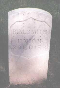SMITH, R. M. - Boulder County, Colorado | R. M. SMITH - Colorado Gravestone Photos