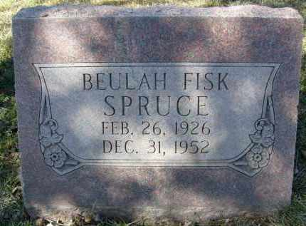 SPRUCE, BEULAH - Boulder County, Colorado | BEULAH SPRUCE - Colorado Gravestone Photos