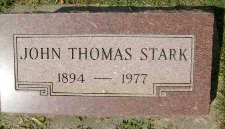 STARK, JOHN THOMAS - Boulder County, Colorado | JOHN THOMAS STARK - Colorado Gravestone Photos
