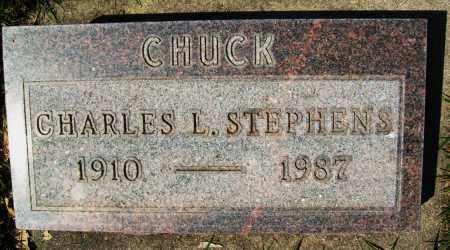 STEPHENS, CHARLES L. - Boulder County, Colorado | CHARLES L. STEPHENS - Colorado Gravestone Photos