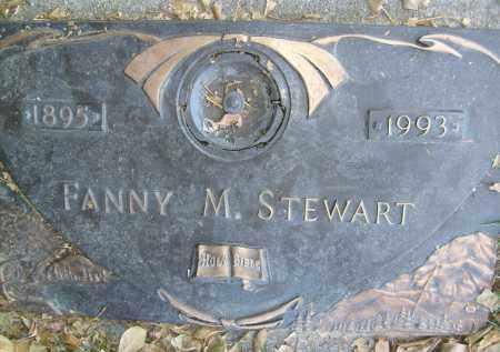 STEWART, FANNY M. - Boulder County, Colorado | FANNY M. STEWART - Colorado Gravestone Photos