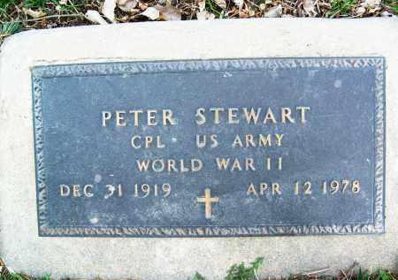 STEWART, PETER - Boulder County, Colorado | PETER STEWART - Colorado Gravestone Photos