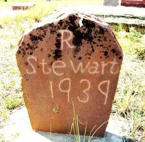 STEWART, R. - Boulder County, Colorado | R. STEWART - Colorado Gravestone Photos