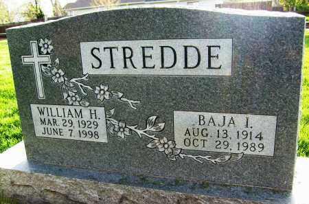 STREDDE, WILLIAM H. - Boulder County, Colorado   WILLIAM H. STREDDE - Colorado Gravestone Photos