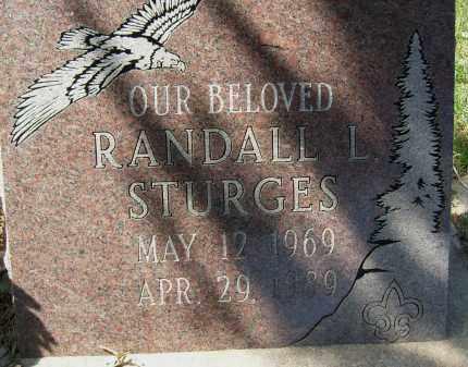 STURGES, RANDALL L. - Boulder County, Colorado   RANDALL L. STURGES - Colorado Gravestone Photos