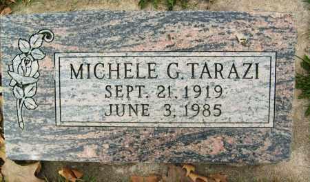 TARAZI, MICHELE G. - Boulder County, Colorado   MICHELE G. TARAZI - Colorado Gravestone Photos