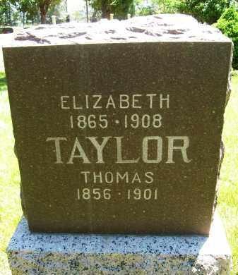 TAYLOR, ELIZABETH - Boulder County, Colorado | ELIZABETH TAYLOR - Colorado Gravestone Photos