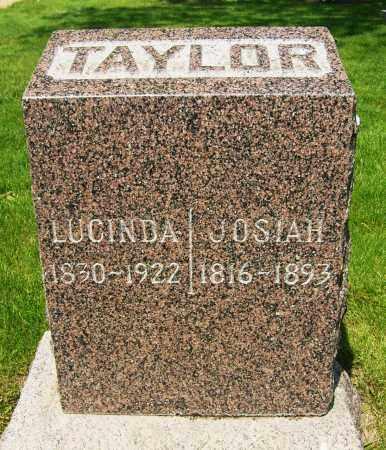TAYLOR, JOSIAH - Boulder County, Colorado | JOSIAH TAYLOR - Colorado Gravestone Photos