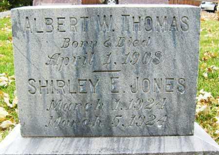 JONES, SHIRLEY E. - Boulder County, Colorado | SHIRLEY E. JONES - Colorado Gravestone Photos