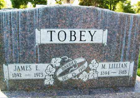 TOBEY, JAMES E. - Boulder County, Colorado | JAMES E. TOBEY - Colorado Gravestone Photos