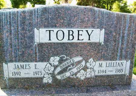 TOBEY, M. LILLIAN - Boulder County, Colorado | M. LILLIAN TOBEY - Colorado Gravestone Photos
