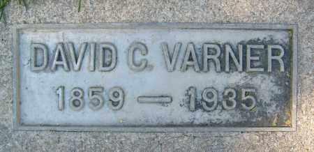 VARNER, DAVID C. - Boulder County, Colorado | DAVID C. VARNER - Colorado Gravestone Photos