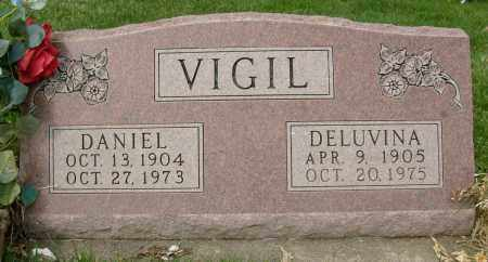VIGIL, DELUVINA - Boulder County, Colorado | DELUVINA VIGIL - Colorado Gravestone Photos