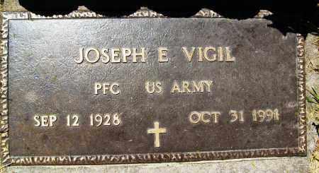 VIGIL, JOSEPH E. - Boulder County, Colorado | JOSEPH E. VIGIL - Colorado Gravestone Photos