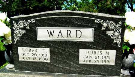 WARD, DORIS M. - Boulder County, Colorado | DORIS M. WARD - Colorado Gravestone Photos