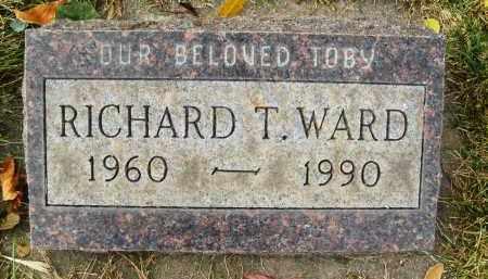 WARD, RICHARD T. - Boulder County, Colorado | RICHARD T. WARD - Colorado Gravestone Photos