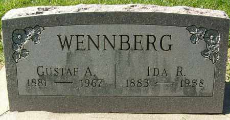 WENNBERG, IDA R. - Boulder County, Colorado | IDA R. WENNBERG - Colorado Gravestone Photos