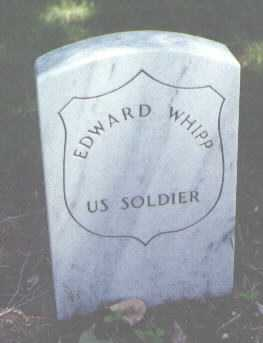 WHIPP, EDWARD - Boulder County, Colorado   EDWARD WHIPP - Colorado Gravestone Photos