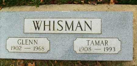 WHISMAN, GLENN - Boulder County, Colorado | GLENN WHISMAN - Colorado Gravestone Photos