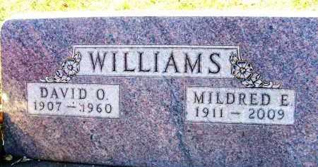WILLIAMS, MILDRED E. - Boulder County, Colorado | MILDRED E. WILLIAMS - Colorado Gravestone Photos