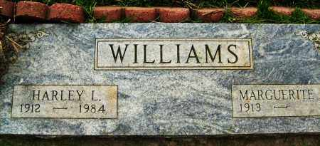 WILLIAMS, HARLEY L. - Boulder County, Colorado | HARLEY L. WILLIAMS - Colorado Gravestone Photos