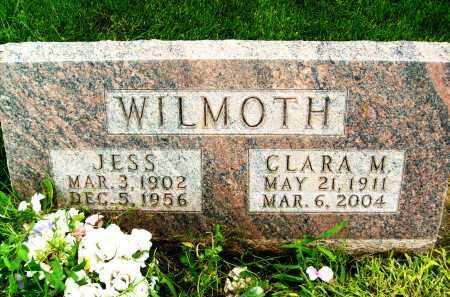 WILMOTH, JESS - Boulder County, Colorado | JESS WILMOTH - Colorado Gravestone Photos