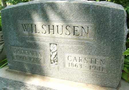 WILSHUSEN, BARBARA - Boulder County, Colorado | BARBARA WILSHUSEN - Colorado Gravestone Photos