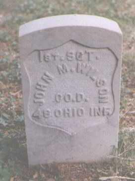 WILSON, JOHN M. - Boulder County, Colorado | JOHN M. WILSON - Colorado Gravestone Photos